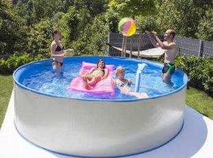 Nadzemní bazén Steinbach New Splasher 3,5 x 0,9m s kartušovou filtrací