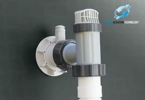 Nadzemní obdélníkový bazén s výkonnou pískovou filtraci