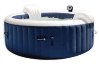 Nafukovací vířivý bazén na zahradu