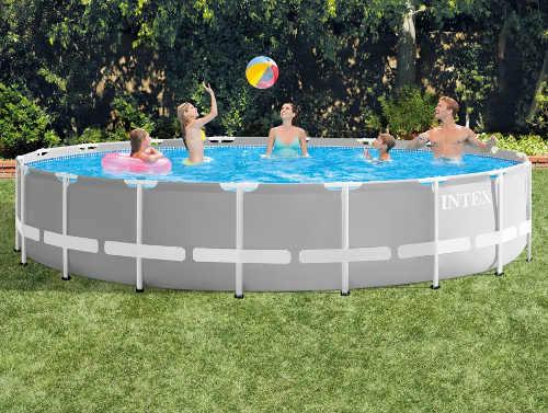 Bazén rodinný Intex s příslušenstvím