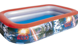 Dětský bazén s poutavým motivem Star Wars