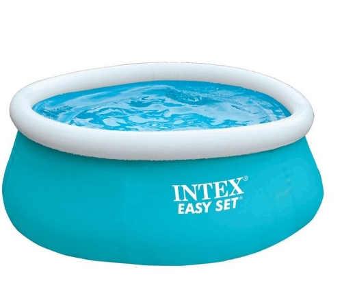 Kruhový nadzemní bazén s kartušovou filtrací