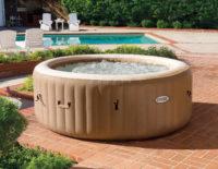 Mobilní nafukovací vířivý bazén INTEX 28426 Pure Spa Bubble