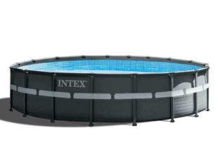 Nadzemní bazén Intex s příslušenstvím