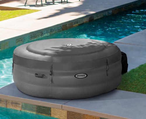 Nafukovací luxusní vířivý bazén