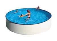 Praktický rodinný nadzemní bazén GRE Splash 2,4x0,9 m