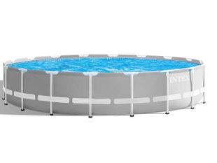 Rodinný bazén Intex s filtrací a příslušenstvím