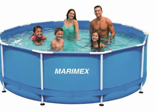 Rodinný kvalitní bazén na zahradu
