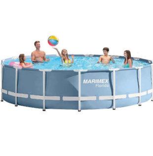 Rodinný zahradní bazén v kvalitním provedení