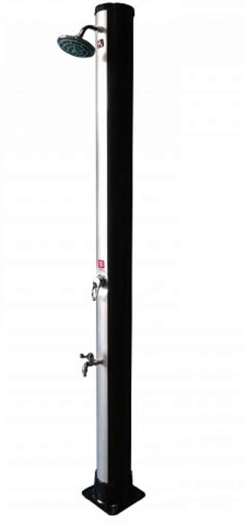 Solární moderní praktická sprcha