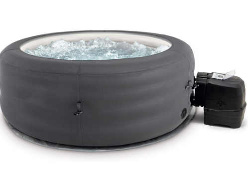 VVířivý bazén v luxusním designu