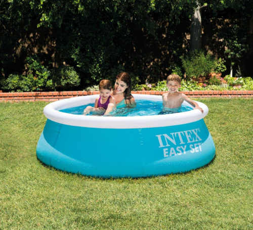 praktický a cenově dostupný bazén pro každého