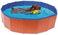 Croci Skládací bazén pro psa 120 x 30 cm