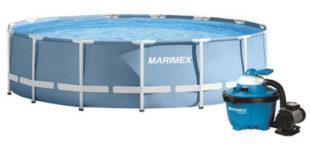 Bazén Marimex Florida Prism 3,66x0,99 m s pískovou filtrací