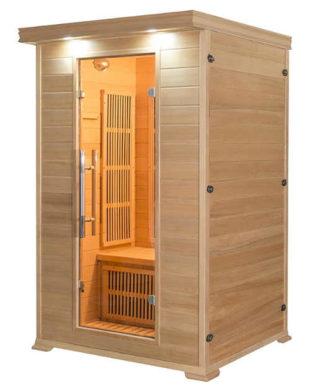 Dřevěná infrasauna Marimex POPULAR 3001 L