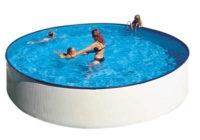 Nadzemní bazén GRE Splash 3,0 x 0,9m set