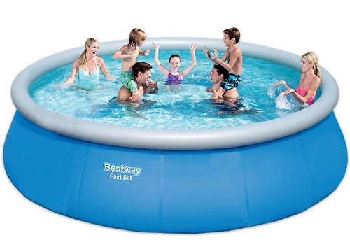 Levný samonosný bazén Bestway 3,66 x 0,91 m