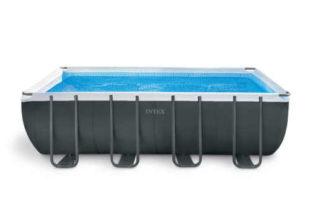 Nadzemní bazén s filtrací a příslušenstvím