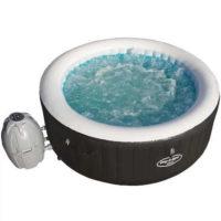 Nafukovací bazén v podobě domácí vířivky