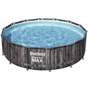 Bazén s pevnou konstrukcí a příslušenstvím