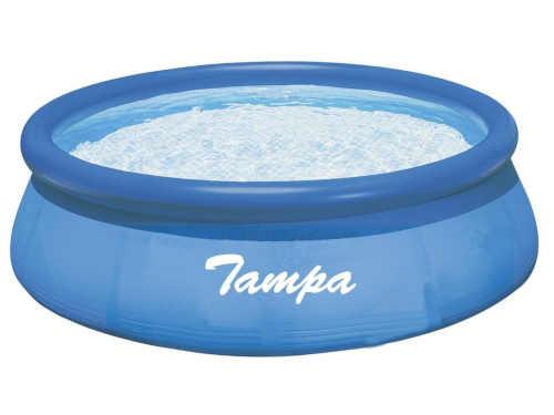 Nadzemní bazén Tampa s nafukovacím límcem