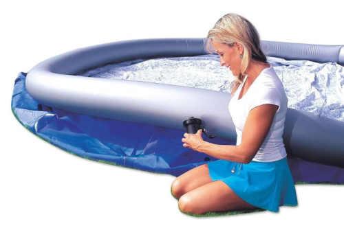 kruhový bazén Bestway bez filtrace