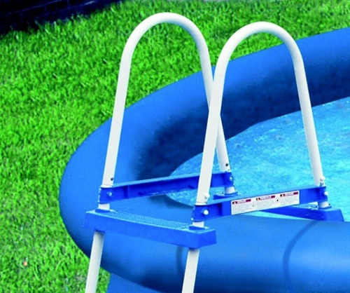 kruhový nadzemní bazén Intex