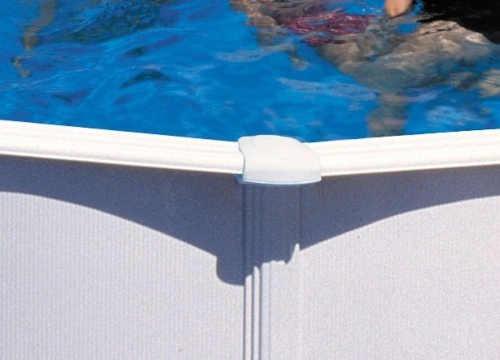 nadzemní bazén pro celoroční použití