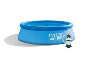 Bazén Intex s pískovou filtrací