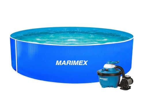 Bazén Orlando s možností zapuštění s filtrací