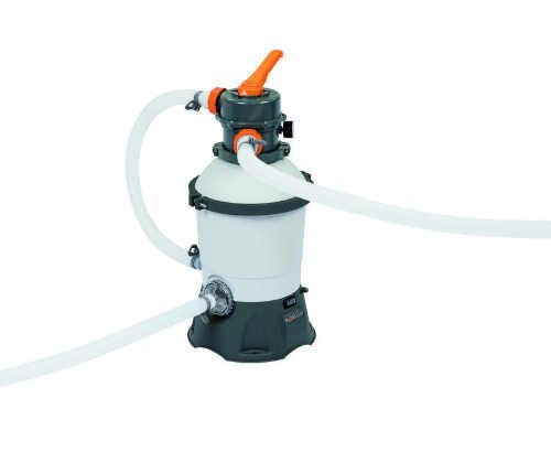 Intex bazén s pískovou filtrací