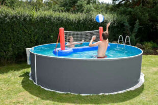Kruhový nadzemní bazén Orlando