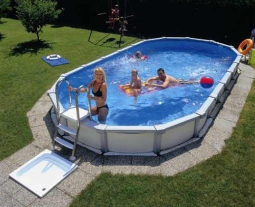 velký bazén Cranpool Sun Remo