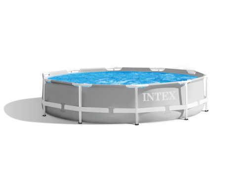 Nadzemní bazén Intex bez filtrace