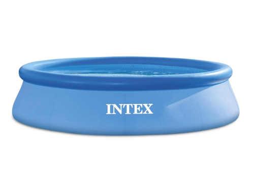 Nadzemní kruhový bazén bez filtrace