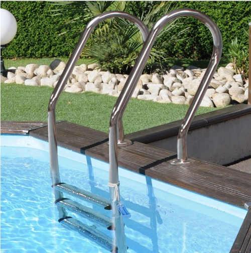 bazén dřevěný hranatý GREE