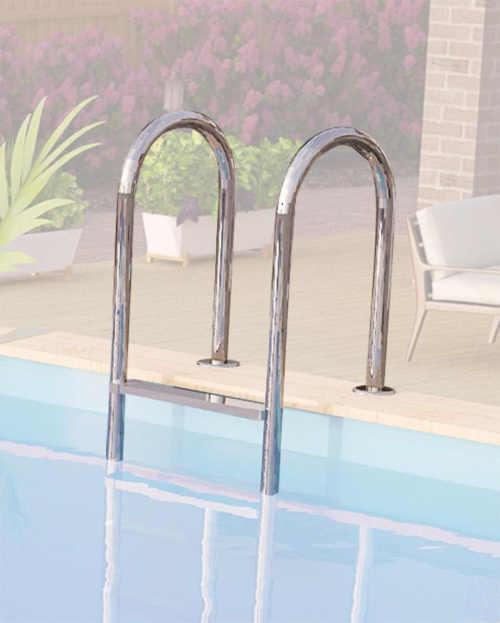 dřevěný zahradní bazén v luxusním provedení