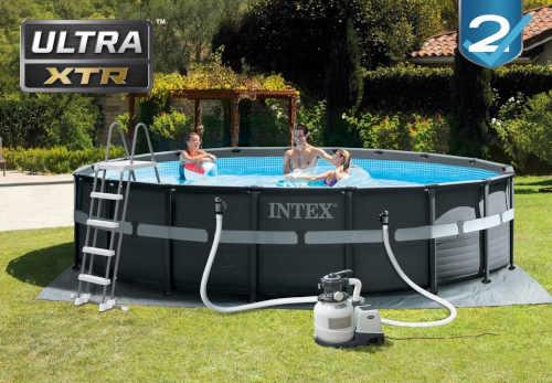 kruhový bazén Florida Premium