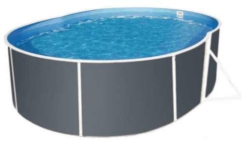 zahradní oválný bazén Orlando