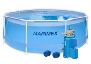 Bazén Florida v moderním designu s filtrací