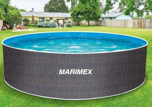 Bazén Orlando Premium ratan