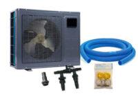 Tepelné čerpadlo pro ohřev bazénu Premium 800 s příslušenstvím
