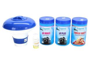 Základní set na chlorové ošetření vody