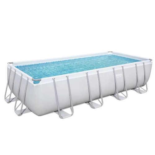 obdélníkový bazén s příslušenstvím